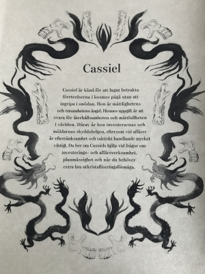 Nucleus Cassiel MBosArts